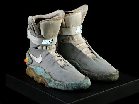 Nike Back To The Future back to the future nike mag shoes can be yours cnet