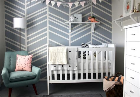 herringbone pattern accent wall gallery roundup herringbone accent walls project nursery