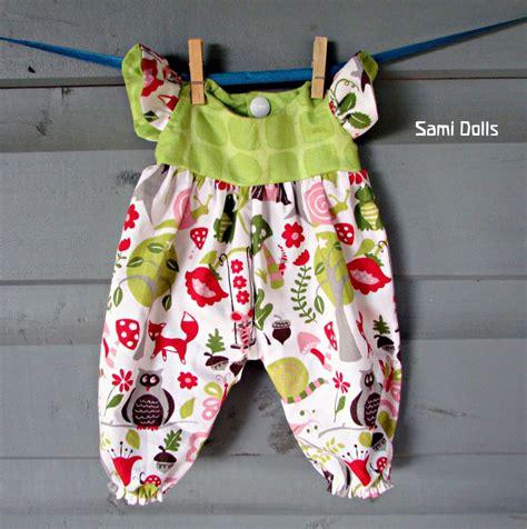 free pattern for girls flutter sleeve romper sewing flutter sleeve romper in 5 doll sizes
