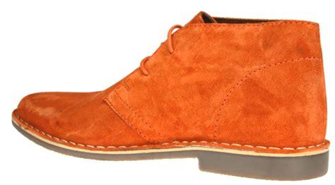 Sepatu Clarks Chukka desert suede leather lace up mens chukka gobi