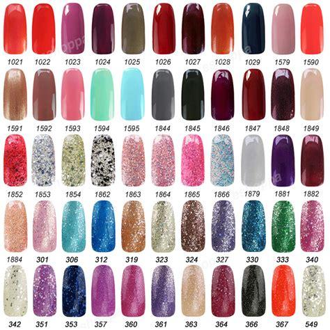 color nail salon 199 colors nail gel 15ml ido 1557 kit nails gel