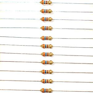 360 ohm resistor electronic goldmine 360 ohm 1 4 watt resistor pkg of 100