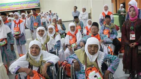 Kursi Roda Di Bekasi permasalahan umur 3 calhaj kabupaten bekasi batal berangkat