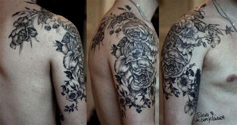 floral shoulder tattoo 301 moved permanently