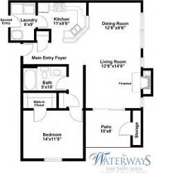 One bedroom floor plans joy studio design gallery best design