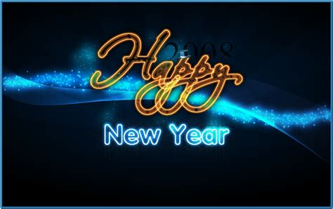 happy new year screensavers free 28 images happy new