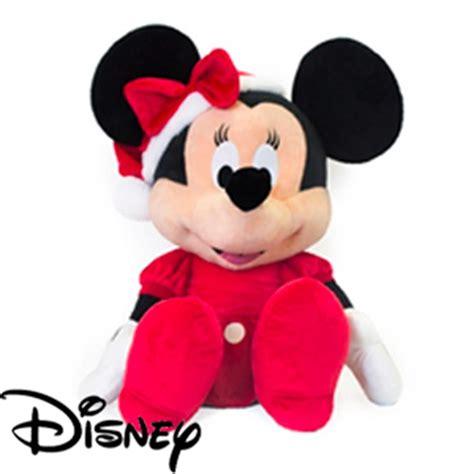buy disney christmas minnie mouse medium plush  home