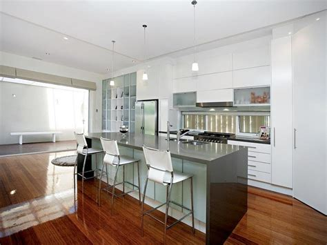 pendant lighting in a kitchen design from an australian