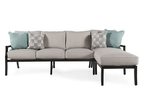 sofa and chaise set agio maddox sofa and chaise set mathis brothers furniture