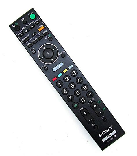 Tv Rm original sony rm ed011 tv remote onlineshop for