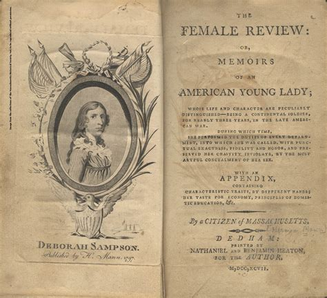 An American Review Mhs Collections The Review Or Memoirs Of An American