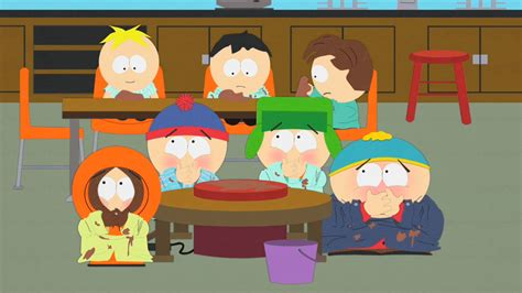 south park it hits the fan script toilet paper south park archives fandom powered by wikia
