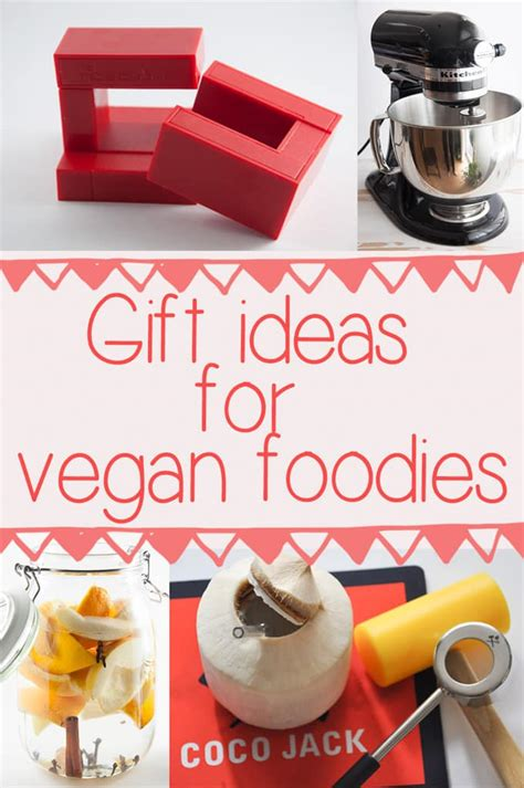top gifts for a foodie family veginners gift ideas for vegan foodies elephantastic vegan