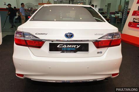 Luxury Toyota Gallery New Toyota Camry Hybrid Luxury Variant Image 586135