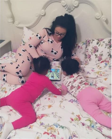 Nadia Buari And Her Twins | it s quot mummy me quot time for actress nadia buari and her