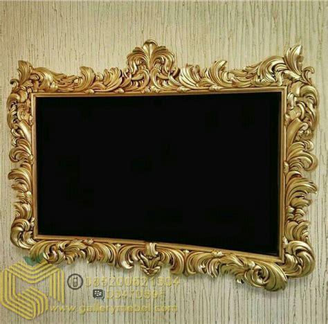 Cermin Pajangan pigura cermin dinding klasik gallery mebel