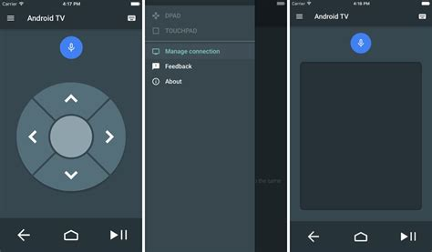 from android to apple tv releases android tv remote app for ios mac rumors