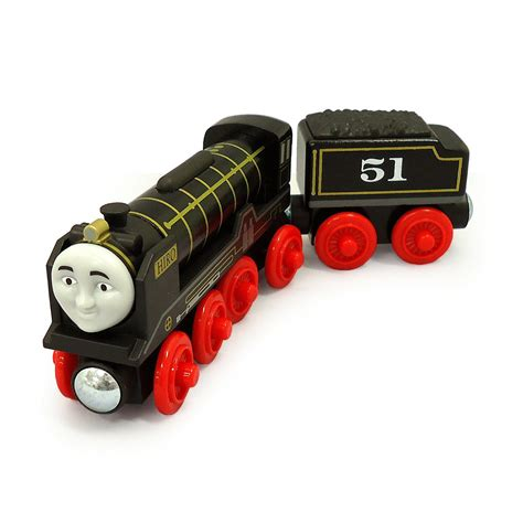 fisher price friends wooden railway hiro at hobby warehouse