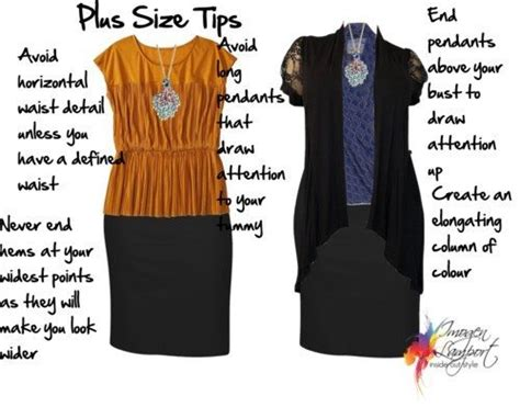 plus size make over tips for the plus size