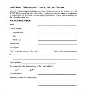 sle cohabitation agreement 6 documents in word pdf