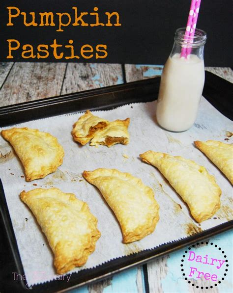 Pumpkin Pasties Reddit Mba by Dairy Free Pumpkin Pasties The Tiptoe