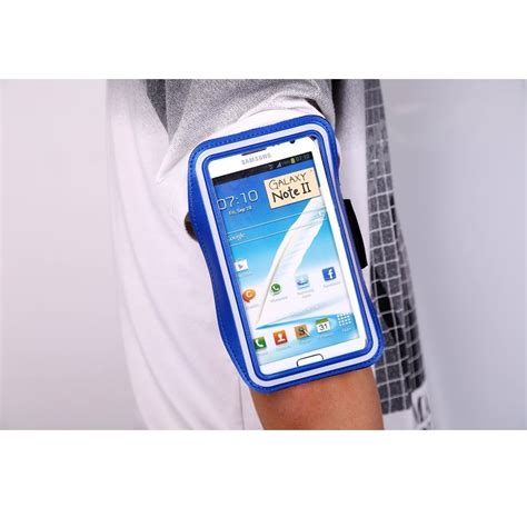 Neoprene Material Sports Armbcasekey Storage Samsung Galaxy Note 24 neoprene material sports armband with key storage for samsung galaxy note 2 3 ze ad207