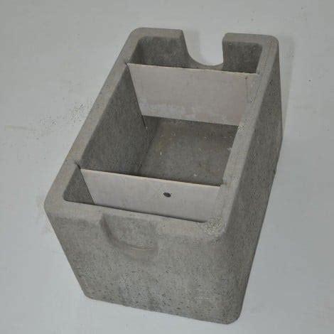 Bac A Graisse Beton 3552 by Bac A Graisse Beton Bac Graisse B Ton 200l 80cm Achat Bac