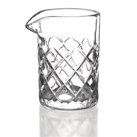 Mixing Glass 1 pattern mixing glass 13oz