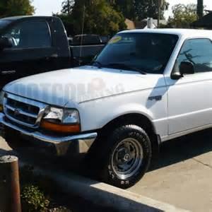 2000 Ford Ranger Headlights Ford Ranger 1998 2000 Black Headlights A1224w7l102