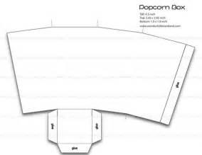 popcorn container template elokuun auringon alla paukkumaissia y 246 kiit 228 jille