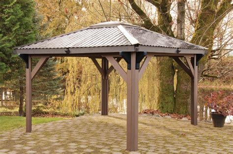 11 By 11 Gazebo 11x11 Othello Hotspring Spas And Pool Tables 2