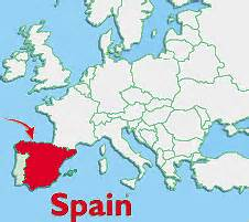 Where Is Spain On The World Map by Maps Of Spain Spain Maps