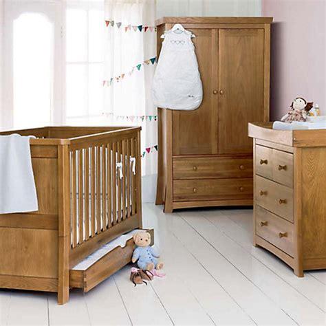 Silver Cross Nursery Furniture Sets Silver Cross Canterbury Nursery Furniture Set 3 Pieces Crux Baby