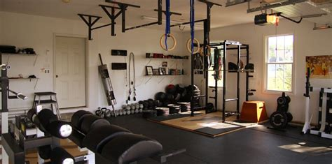 home ideas crossfit decorin