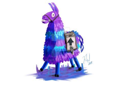 Fortnite Llama Images