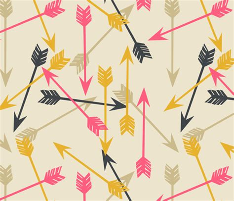 girly arrow wallpaper arrows scattered cream southwest girly trendy tribal