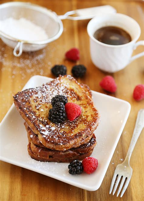 How To Toast Bread With A Toaster Cinnamon Swirl Bread French Toast