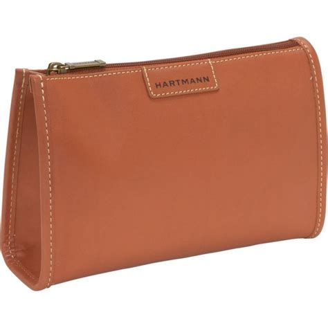 hartmann belting leather cosmetic bag ebay