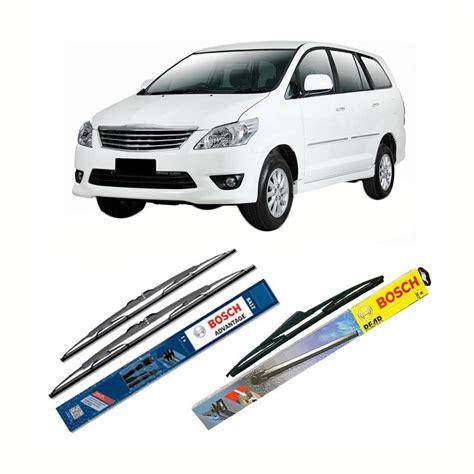 Wiper Belakang Kijang Panther Bosch Advantage 16 jual bosch wiper advantage set for kijang innova