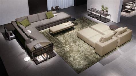 divani grandi dimensioni divani minotti