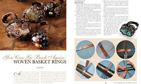 belle armoire jewelry magazine belle armoire jewelry magazine wirework tutorials pinterest