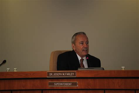 Capo Unified School District Calendar Capo Unified Superintendent Farley Announces Retirement