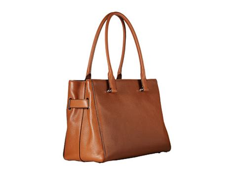 C O A C H Swagger Hardware Millenium Set 2in1 coach color block polished pebble leather new swagger sv