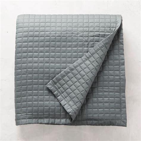 bamboo from rayon quilted coverlet and shams grandin road