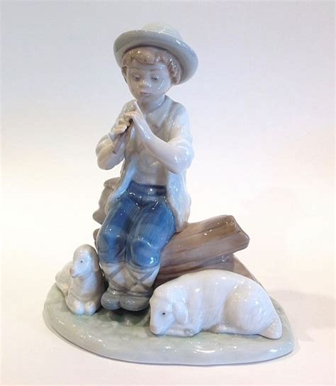 Nao Handmade In Spain By Lladro - lladro nao daisa shop collectibles daily