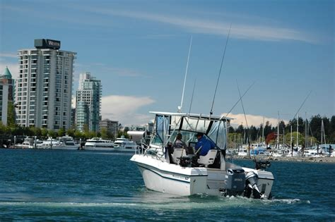 boat safety transport canada vancouver salmon fishing charters fishing in vancouver bc