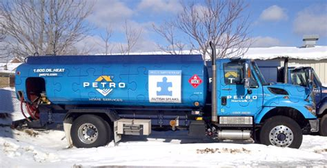 petro home services hits the road to raise funds for