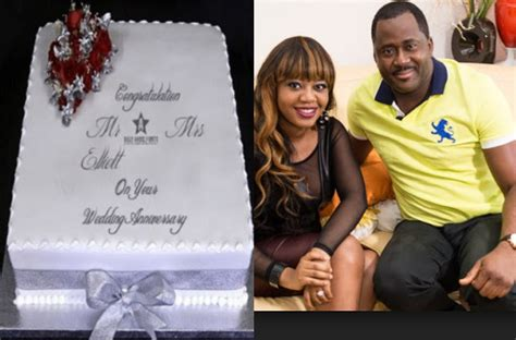 photos meet nollywood actor desmond elliot his wife and desmond elliot and wife celebrate 12 years wedding