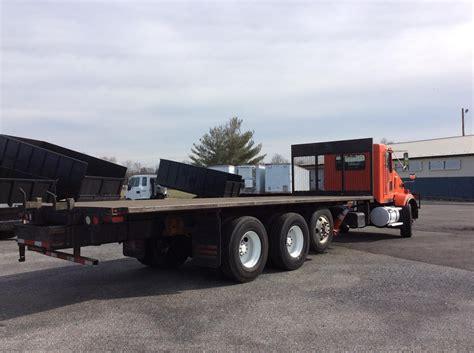 kenworth dealer nj kenworth t800 flatbed trucks for sale used trucks on