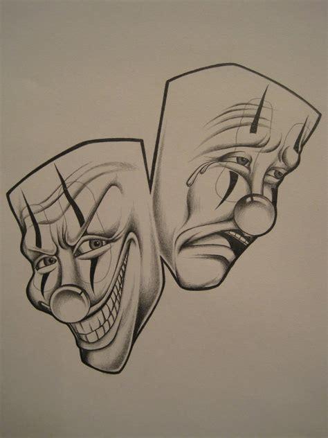 bad boy tattoo designs 51 scary clown designs for bad boys picsmine